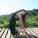 Megan Medina Yoga Teacher GuruCat Hot Yoga Studio Durban Umhlanga